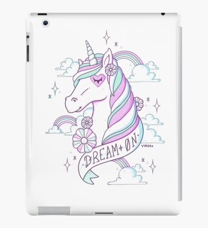 Dream on iPad Case/Skin