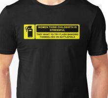 Battlefield flashbang Unisex T-Shirt