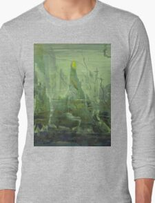 Underwater Seascape Long Sleeve T-Shirt