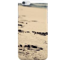 Sand Prints iPhone Case/Skin