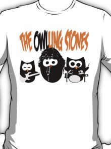 The Owl-Ling Stones T-Shirt