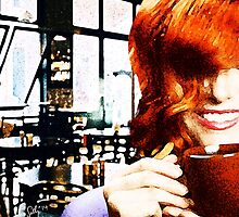 Coffee? by Sally McLean