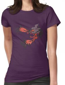 Yveltal Womens Fitted T-Shirt