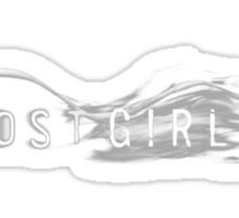 Lost Girl Title Sticker