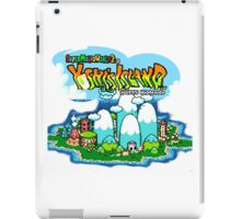 Yoshi's Island Title Screen iPad Case/Skin