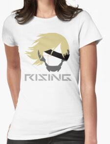 Raiden Rising Womens Fitted T-Shirt