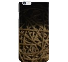Thick bramble  iPhone Case/Skin