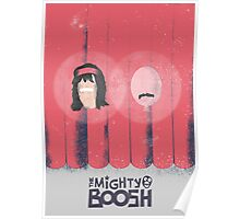 The Mighty Boosh Minimal Poster Poster
