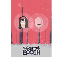 The Mighty Boosh Minimal Poster Photographic Print