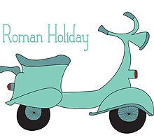 Roman Holiday  by HalamoDesigns
