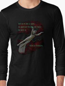 SUPERWOMAN: Valentina Tereshkova Long Sleeve T-Shirt