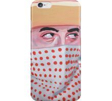 Cowboy PeeWee  iPhone Case/Skin