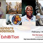 Painter Academics show banner by solo-exhibition