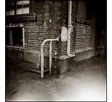 { corner } Photographic Print