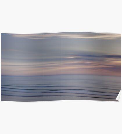 Velvet Ocean Poster