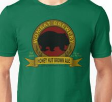 Wombat Brewery: Honey Nut Brown Ale T-Shirt