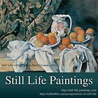 Still Life Paintings Avatar by solo-exhibition