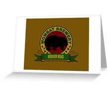 Wombat Brewery: Miruvor Mead Greeting Card