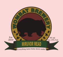 Wombat Brewery: Miruvor Mead Kids Tee