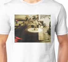 Turntables Unisex T-Shirt