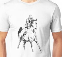 Scout Stormtroopers on a Horse Unisex T-Shirt