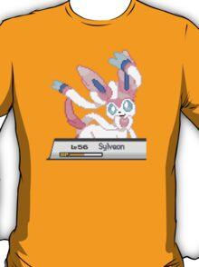 Sylveon Pixel Art - Pokémon T-Shirt