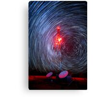 Search for Extra Terrestrial Life Canvas Print