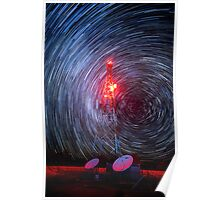 Search for Extra Terrestrial Life Poster