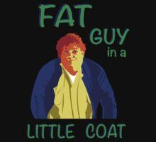 Fat Guy in a Little Coat by LimitLyss