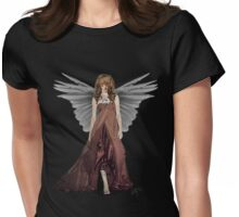 Fairy Woman Womens Fitted T-Shirt