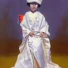 Japanese Bride by Michael Jones