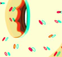 Donut Guy Sticker