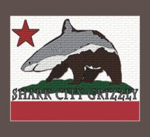 Shark City Grizzly T-Shirt