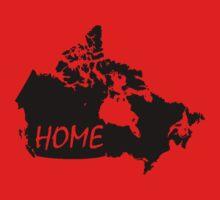 Canada Home Kids Tee