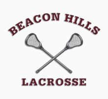Beacon Hills Lacrosse Stilinski 24 Kids Clothes