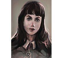 Portrait sketch Photographic Print