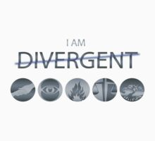 I AM DIVERGENT by BlueCordial