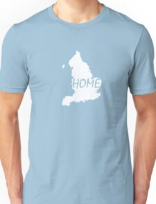 England Home Unisex T-Shirt