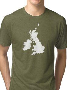United Kingdom Tri-blend T-Shirt