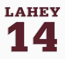 Beacon Hills Lacrosse Lahey 14 One Piece - Short Sleeve