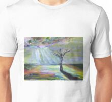 Here comes the rain at last. T-Shirt