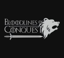 Bloodlines of Conquest Kids Tee