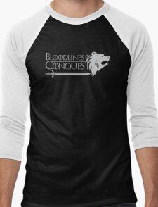 Bloodlines of Conquest Men's Baseball ¾ T-Shirt