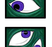 The Living Picture #5 - Eyes by SesakaTH