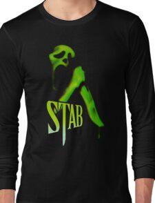 Stab - From the Scream series Long Sleeve T-Shirt