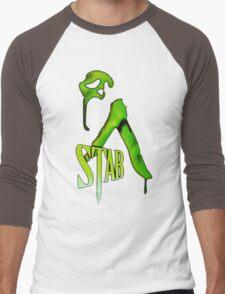 Stab - From the Scream series Men's Baseball ¾ T-Shirt