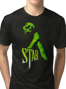Stab - From the Scream series Tri-blend T-Shirt