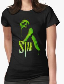 Stab - From the Scream series Womens Fitted T-Shirt