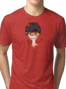 Chibi Smaug Tri-blend T-Shirt