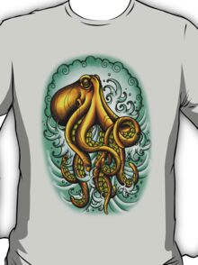 Traditional Octopus T-Shirt